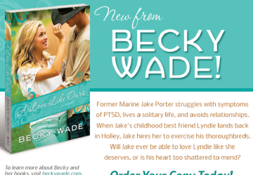 Becky Wade Author Book Page for Facebook